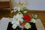 4月3週 講壇の花