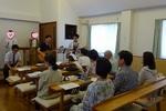 合同礼拝 京都・須崎の青年部による奏楽