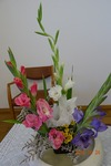6月24日 講壇の花