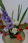 10月第一週 講壇の花