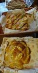 差し入れ・ちぎりパン2種類とドーナツ
