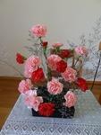 5月第3週、講壇の花