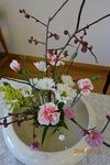 1月第5週 講壇の花