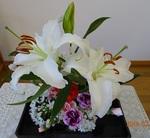 2月第2週 講壇の花