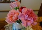 3月第4週 玄関の花
