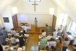 礼拝講師:京都教会 村上渡先生