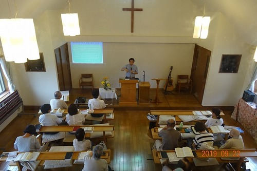 9月22日 講師 澁谷友光先生
