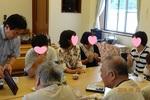 昼食、交わり会
