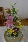 11月第4週 講壇の花