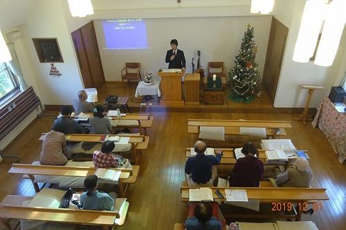 12月1日 礼拝