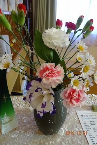 12月もお花がいっぱい
