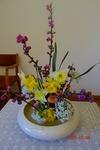 第2週 講壇の花