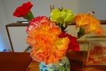 第二週 玄関の花