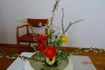 3月第4週 講壇の花