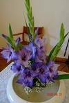 6月21日 講壇の花