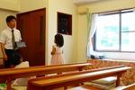 礼拝後の分級