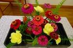 7月26日 講壇の花
