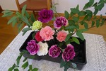 10月18日 講壇の花
