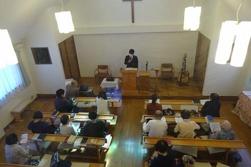 10月25日 第4週礼拝