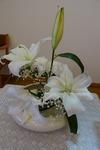 4月第2週 講壇の花