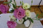 6月20日 講壇の花