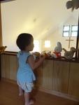 8月第3週の母子室