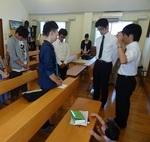 京都・須崎CA一人ひとりの兄姉のために、皆で祈りました