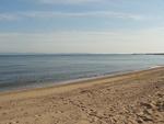 10月最後の海