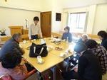 11月11日須崎教会と合同祈祷会(証と交わり会)