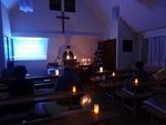 キャンドルライト礼拝