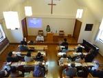 講師は七條教会の村上恵子師です