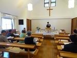 4月29日 昇天者記念礼拝