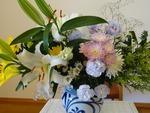 5月第一週 講壇の花