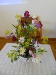 8月第二週 講壇の花