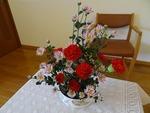 10月第二週 講壇の花