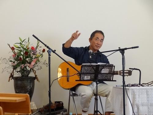 森繁昇さん、ありがとうございました