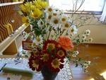 第2週受付の花