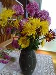11月27日 受付の花
