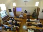 12月25日 クリスマス礼拝