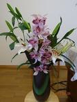 記念会の花 2