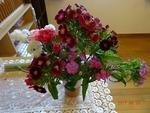 記念会の花 3