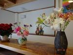 記念会の花 4