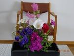 5月第4週 講壇の花