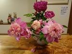 5月第4週 玄関の花