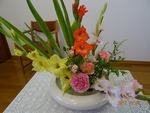 12月第1週 講壇の花