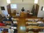 12月第2週礼拝
