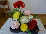 第3週 講壇の花